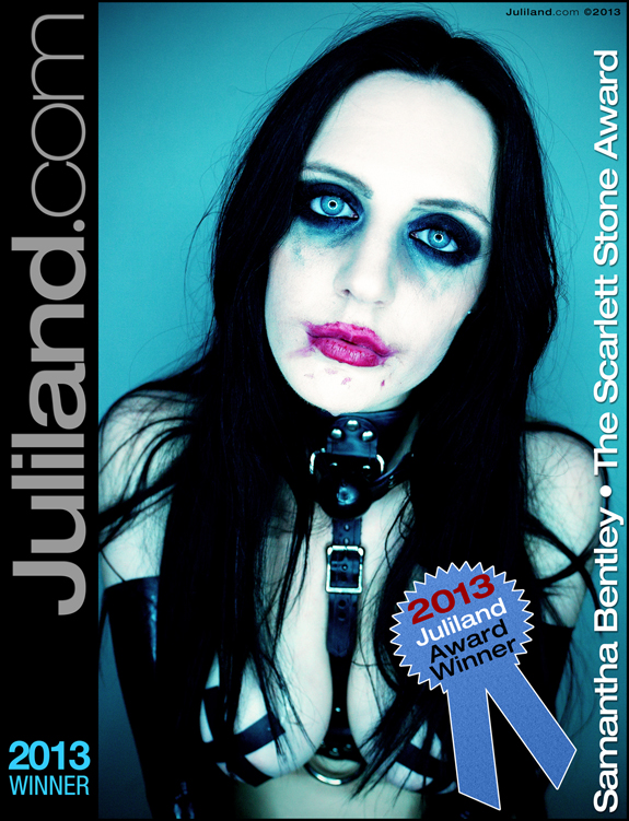 award scarlett .XXX Domain