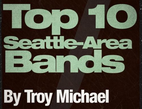 Top Ten Seattle-Area Bands
