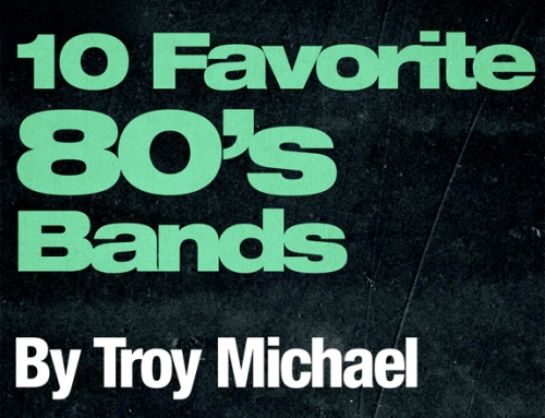 10 Favorite 80's Bands