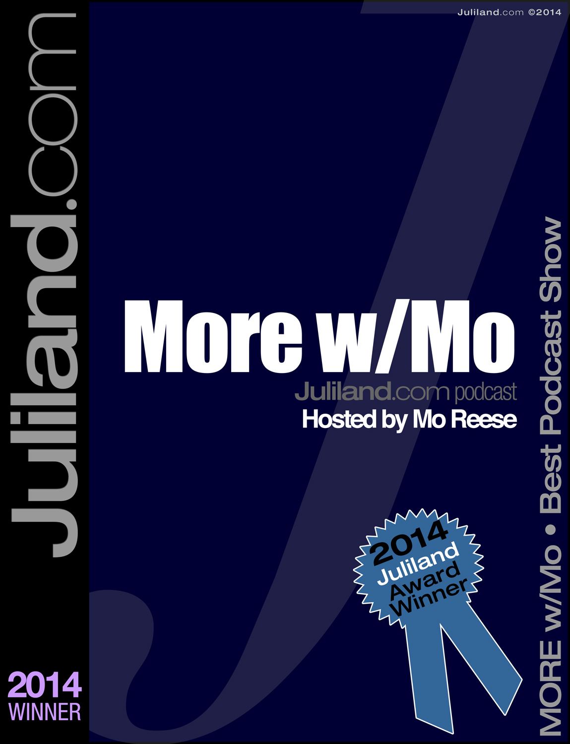 2014 Best Podcast Show – MORE w/Mo