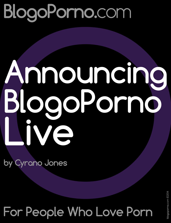 Announcing BlogopornoLive.com