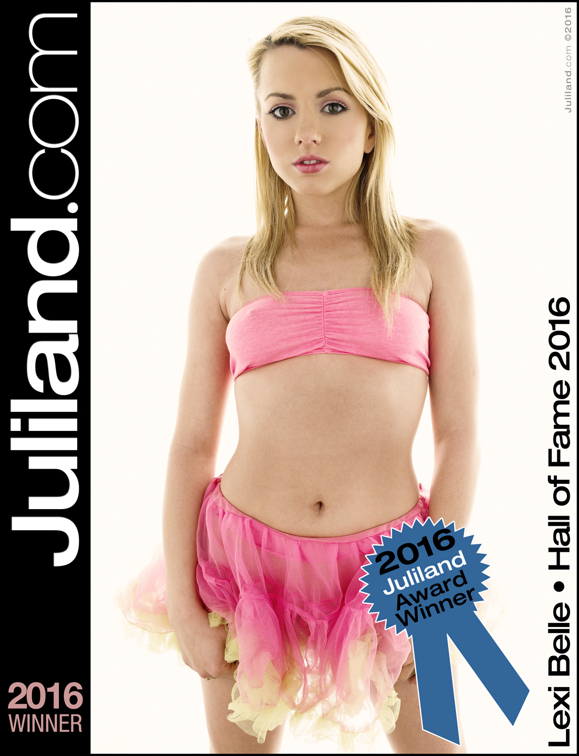 HALL OF FAME 2016: Lexi Belle